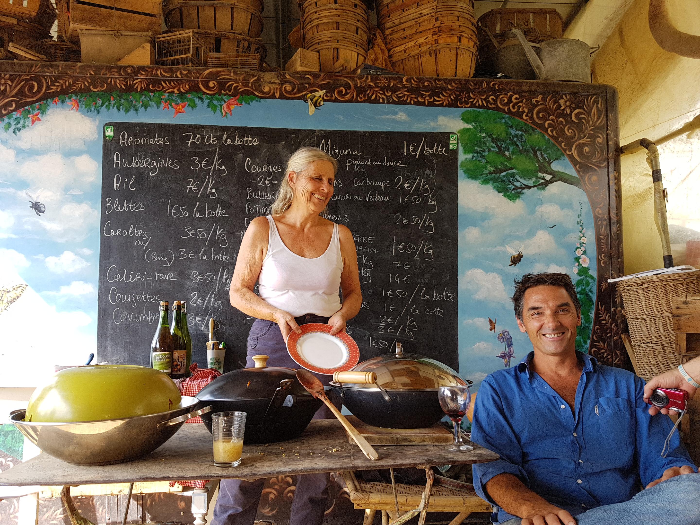 Atelier Cuisine Végétarienne